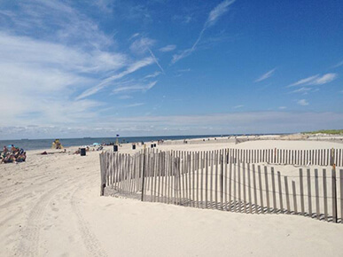 Point Lookout Beach Long Island