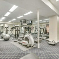 Old Westbury Home Gym